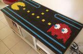 Pac-Mann / Pacman Mosaik Tisch decken