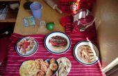 """""""Play Essen"""" Karten für phantasievolle Küche spielen"""