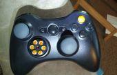 Xbox 360 Controller mod mit PS3 Pads haften und zog Tasten