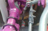 DIY-erweiterte Stabilisator Links.