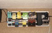 Gitarre Pedal Board unter $40!!!
