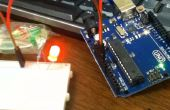 LED-Arduino-Schaltung