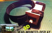 DIY 3D Head-Mounted-Display mit dem Smartphone