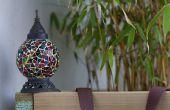 Beleben Sie eine alte Garten Lampe mit Solar-Panel