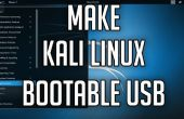 Wie erstelle ich einen bootfähige Kali Linux 2.0 USB