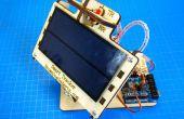 Einfache zweiachsige Solar Tracker