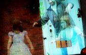 Gewusst wie: Erstellen von Zombies mit Mapping-Projektion