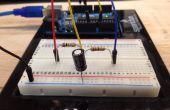 Kapazität mit Arduino zu messen