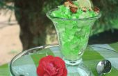 Einen anderen Retro-Kalk Jell-o Salat