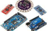 Die Wahl der richtigen Arduino-Board: