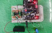 Arduino autonomer Roboter (Land Rover / Auto) Stage1Model2