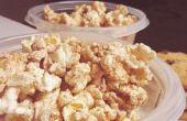 Schnelle Karneval Popcorn