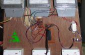 Wireless-Energiezähler mit Lastregelung