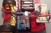 Roboter-Radio RF mit Joystick