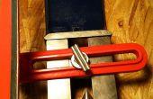 Drehmaschine Banjo Lock