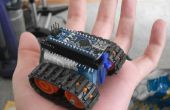 Arduino Nano basierte Microbot