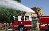 Wie man ein Feuer-LKW Pumpen