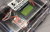 Dusche-Monitor Arduino mit LCD-Anzeige