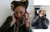 Lady Gaga Soda können Rollen (Telefon Video)