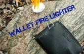 Brieftasche Anzünder