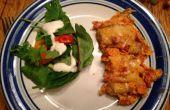 Dorito Chicken Casserole und No-Bake Cookies--schnelle & einfach Dinner Date