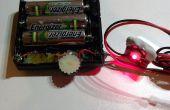3W LED Hut Lampe Update (PWM-Dimmer-Schaltung)