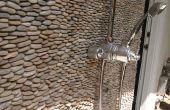 Ein DIY-Anleitung zur Behebung Bad Wandfliesen