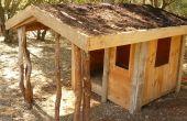 Die Struktur für Cob Spielhaus