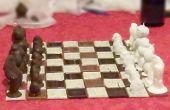 Schokofrüchte-Schach-Set