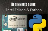 Erste Schritte mit Intel Edison - Python Programmierung