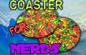 Machen eine Nerds Coaster