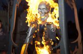 Zolterno: Ein Animatronic, Feuer Basis Wahrsagerin