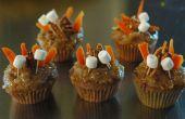 Karotte-Kuchen-Lagerfeuer!!!