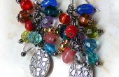 Best Perlen Ohrringe Cluster