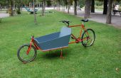 Bauen Sie ein 2-Rad Lastenfahrrad