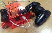 Entfernten Raspberry Pi Roboter (PS3 Controller) - Fablab NerveCentre