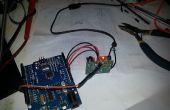 Controling EL Draht mit Arduino