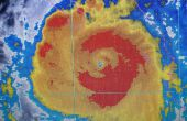 Hurrikan überleben mit einer Windkraftanlage