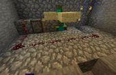 Minecraft automatischer Mob Killer