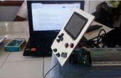 Wie erstelle ich einen Gameboy / Game-Controller mit einem Arduino Leonardo