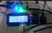 Arduino-Thermostat mit 2 x DS18b20 i2c 4 x 16-Display, 2 RGB-LED und 3 Relais