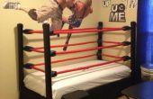 Machen ein Wrestling-Ring-Bett