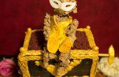 Das Phantom der Oper Monkey Music Box Kuchen