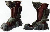 Legende von Zelda Twilight Princess: Iron Boots