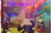 Skylanders Pose-n-Play Box
