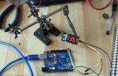 4-stellige Draht zwei Display mit Arduino