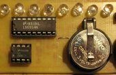 Batterie betriebene tragbare VU-Meter