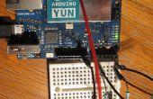 Mit Python sprechen Sie mit dem Arduino Yun
