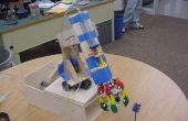 Meine Arbeiten Knex Roboter