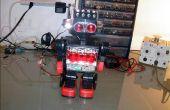 Retro 80er Jahre Master Blaster Roboter